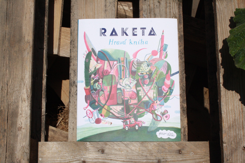 Raketa – hravá kniha